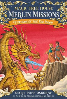 Dragon of the Red Dawn av Mary Pope Osborne og Sal Murdocca (Heftet)