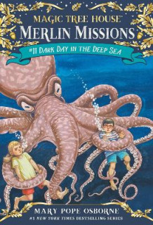 Dark Day in the Deep Sea av Mary Pope Osborne og Sal Murdocca (Heftet)