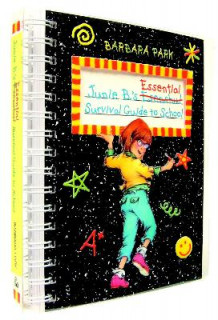 Junie B.'s Essential Survival Guide to School (Junie B. Jones) av Barbara Park (Blandet mediaprodukt)