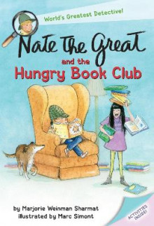 Nate the Great and the Hungry Book Club av Marjorie Weinman Sharmat og Mitchell Sharmat (Heftet)