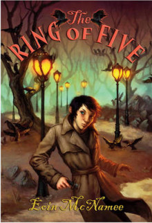 The Ring of Five av Eoin McNamee (Heftet)