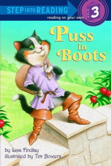Puss in Boots av Lisa Findlay (Heftet)
