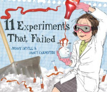 11 Experiments That Failed av Jenny Offill (Innbundet)