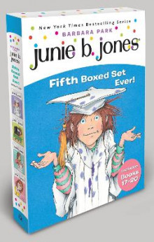 Junie B. Jones Fifth Boxed Set Ever! av Barbara Park (Samlepakke)