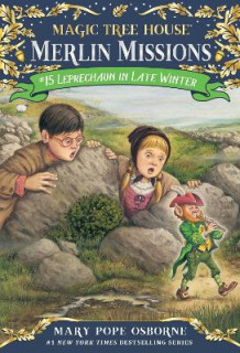 Magic Tree House #43 Leprechaun In Late Winter av Mary Pope Osborne (Heftet)