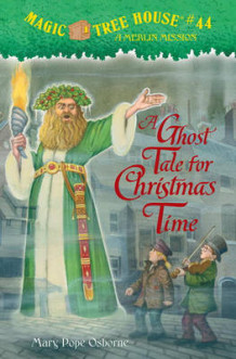 A Ghost Tale for Christmas Time av Mary Pope Osborne (Innbundet)