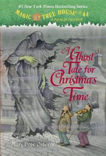 Ghost Tale for Christmas Time av Mary Pope Osborne og Sal Murdocca (Heftet)