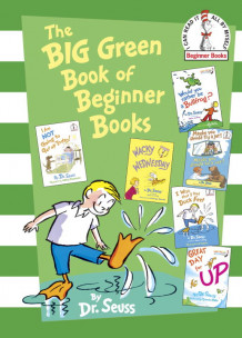 Big Green Book of Beginner Books av Dr. Seuss (Innbundet)