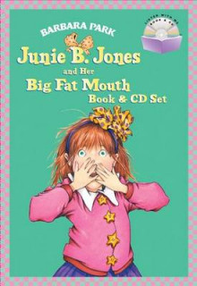 Junie B. Jones and Her Big Fat Mouth Book & CD Set av Barbara Park (Blandet mediaprodukt)