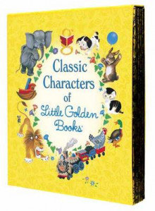 Classic Characters of Little Golden Books av Various (Annet bokformat)