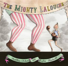 The Mighty Lalouche av Matthew Olshan (Innbundet)