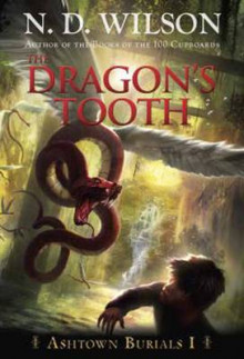 The Dragon's Tooth av N. D. Wilson (Heftet)