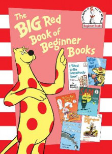 The Big Red Book of Beginner Books av P D Eastman, Al Perkins, Robert Lopshire, Joan Heilbroner og Marilyn Sadler (Innbundet)