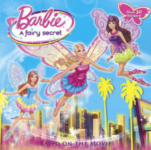 Barbie: A Fairy Secret av Mary Man-Kong (Heftet)