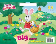 Big Easter Adventure av Golden Books (Heftet)