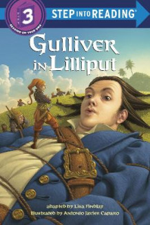 Gulliver In Lilliput av Lisa Findlay (Heftet)