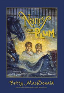 Nancy and Plum av Betty MacDonald (Innbundet)
