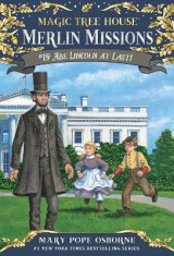 Omslag - Abe Lincoln at Last!