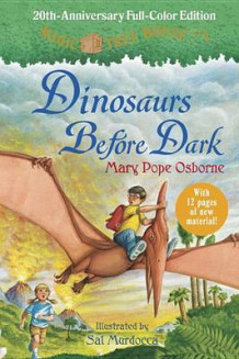 Dinosaurs Before Dark av Mary Pope Osborne (Innbundet)