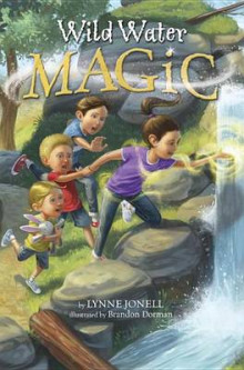 Wild Water Magic av Lynne Jonell (Innbundet)