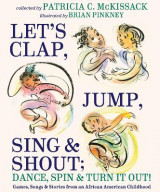 Omslag - Let's Clap, Jump, Sing & Shout; Dance, Spin & Turn It Out!