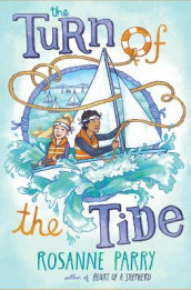 The Turn Of The Tide av ROSANNE PARRY (Heftet)