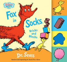 Fox in Socks, Bricks and Blocks av Dr Seuss (Pappbok)