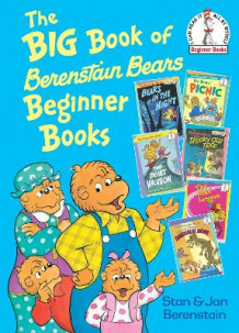 Big Book Of Berenstain Bears Beginner Books (6 Books-In-1) av Stan Berenstain (Innbundet)