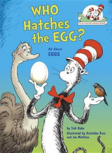 Who Hatches the Egg? av Tish Rabe (Innbundet)