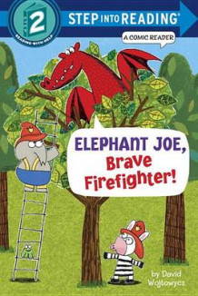 Elephant Joe, Brave Firefighter! (Step Into Reading Comic Reader) av David Wojtowycz (Innbundet)