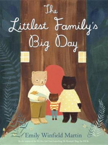 The Littlest Family's Big Day av Emily Winfield Martin (Innbundet)