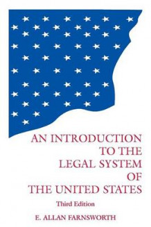 Introduction to the Legal System of the United States av E. Allan Farnsworth (Heftet)