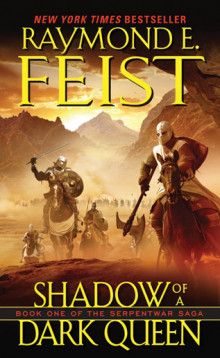 Shadow of a Dark Queen av Raymond Feist (Heftet)