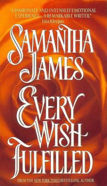 Every Wish Fulfilled av Samantha James (Heftet)