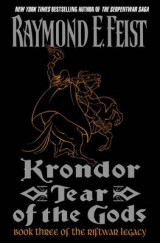 Omslag - Krondor: Tear of the Gods