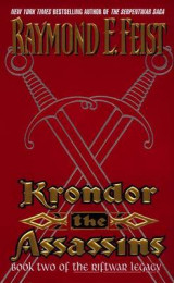 Omslag - Krondor - the assassins