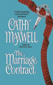 The Marriage Contract av Cathy Maxwell (Heftet)