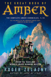 The Great Book of Amber av Roger Zelazny (Heftet)