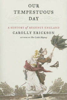 Our Tempestuous Day av Carolly Erickson (Heftet)