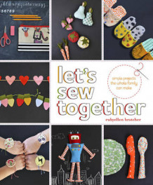 Lets sew together av Rubyellen. N. Bratcher (Heftet)