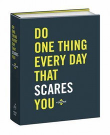 Do One Thing Every Day That Scares You (Journal) av Robie Rogge (Heftet)