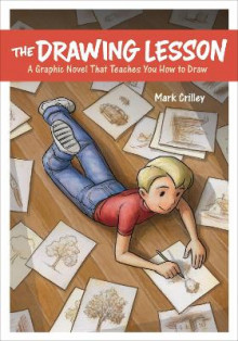 The Drawing Lesson av Mark Crilley (Heftet)