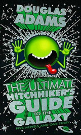 Omslag - The ultimate hitchhiker's guide to the galaxy