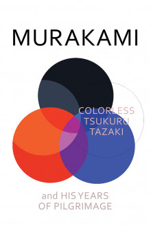Colorless Tsukuru Tazaki and his years of pilgrimage av Haruki Murakami (Innbundet)