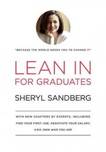 Lean in for Graduates av Sheryl Sandberg (Innbundet)