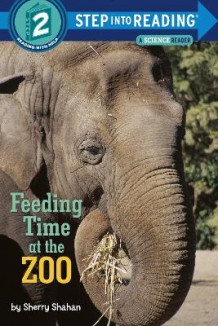 Feeding Time at the Zoo av Sherry Shahan (Heftet)