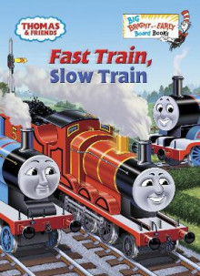 Fast Train, Slow Train av REV W Awdry (Pappbok)