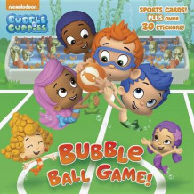Bubble Ball Game! (Bubble Guppies) av Mary Tillworth (Heftet)