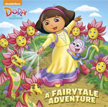 A Fairytale Adventure (Dora the Explorer) av Mary Tillworth (Heftet)