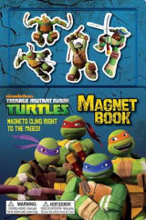 Omslag - Teenage Mutant Ninja Turtles Magnet Book